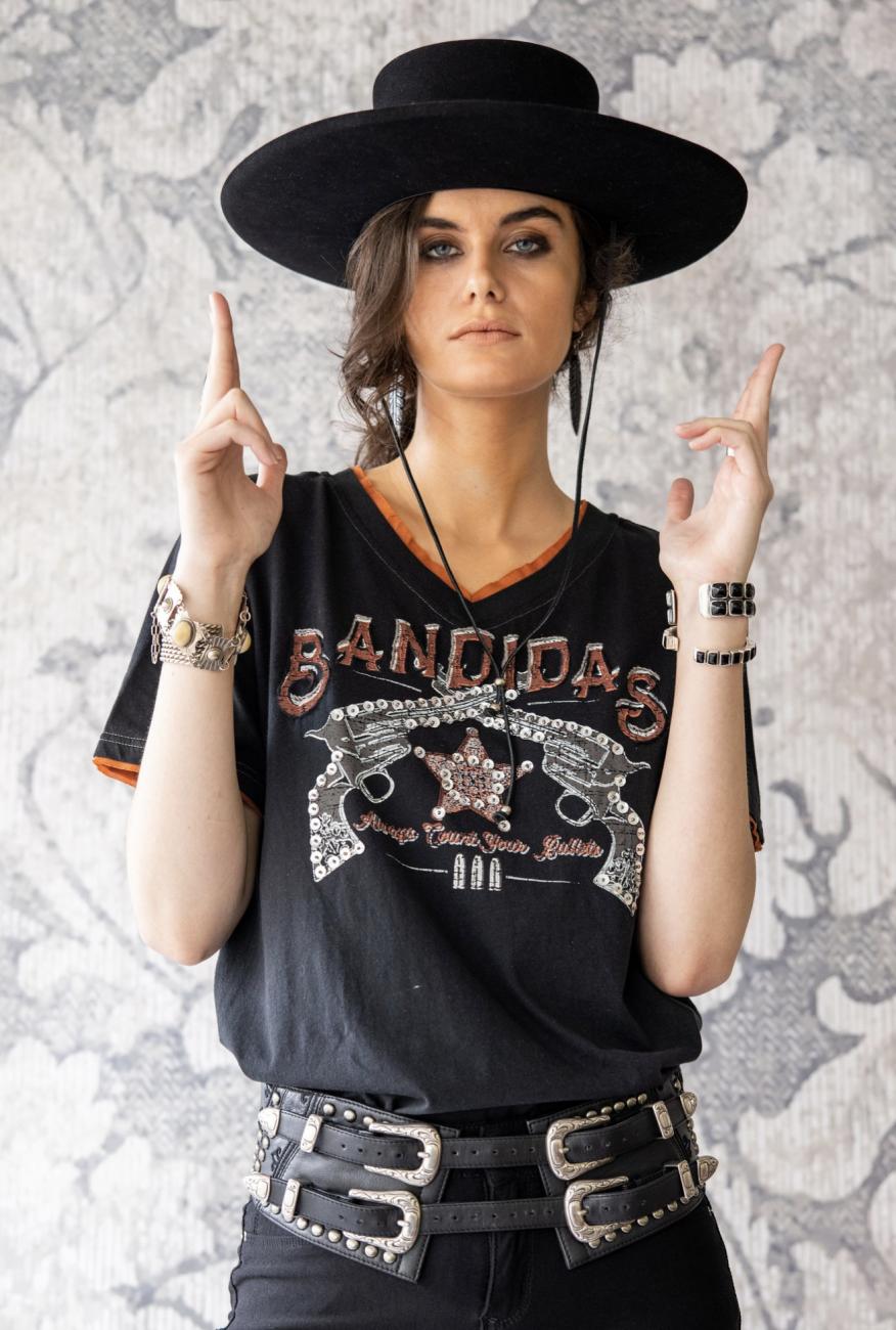 Double D Ranch Bandidas Shirt