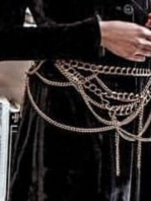 T.ba Chain Simple Belt
