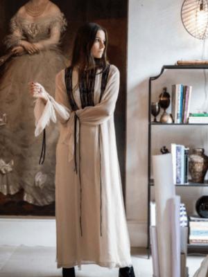 T.ba Mina Poet Dress